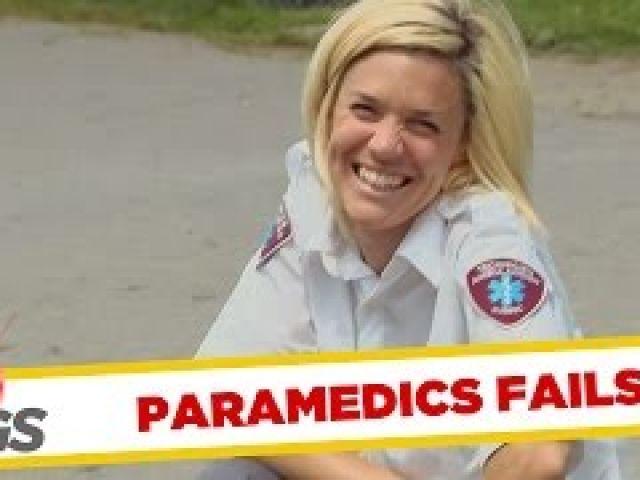 Worst Paramedics Ever!