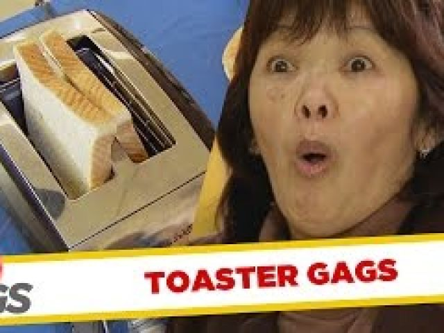 Toaster Pranks