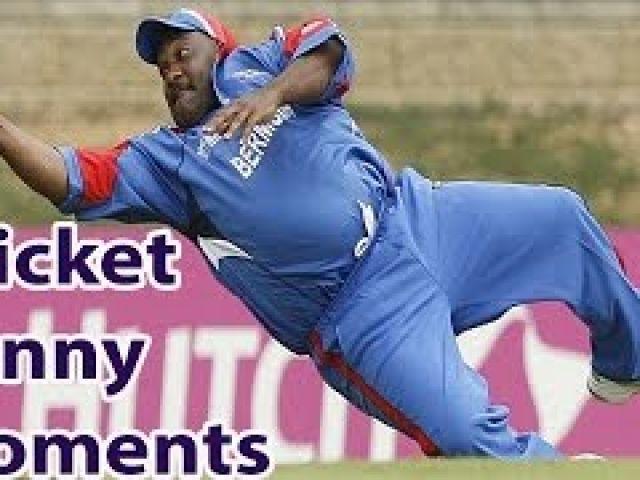 Cricket Funny Moments 2016