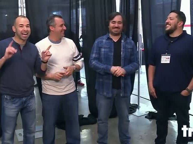 Impractical Jokers - Cut Off