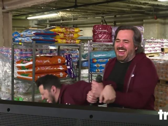 Impractical Jokers - Pet Store Surprise Party