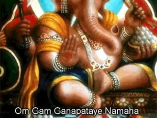 Ganesh Mantra Obstacle Breaker Strobe