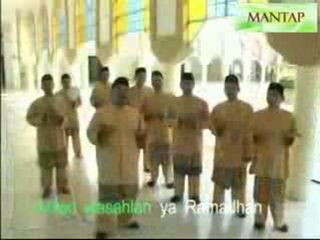 Rabbani - Ahlan Wasahlan Ya Ramadhan