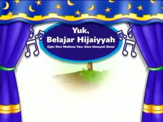Islamic Children Song - Alif ba ta Nasyid