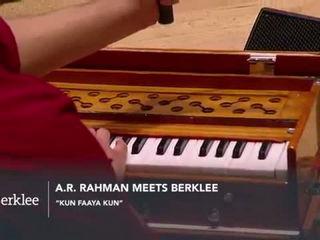 Kun Faya Kun (Berklee Indian Ensemble cover)