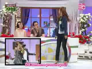 Yuri and Sunny hot cute dance