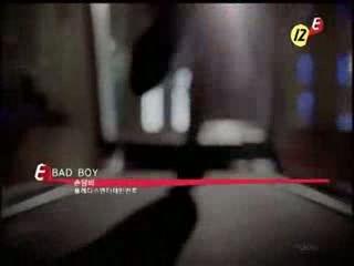 Son Dambi - Bad Boy ft. Park Kahi (After School)