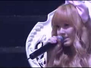 Barbie Girl @ Jessica (SNSD) ft. Key - Into The New World 1st Asia Tour