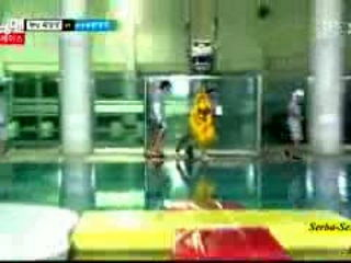 Running Man Funny Moment -- Pool Game