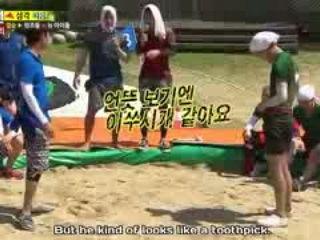 Running Man Ep 209 EngSub Full 실행중인 사람 209 - Korean Show part 4