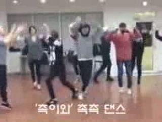 '촉이 와' CHOK CHOK DANCE