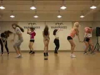 [Rainbow(레인보우)] 'Whoo' 안무 연습 영상(Choreography)