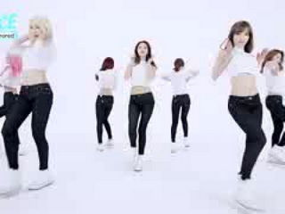[Mirrored] RAINBOW Whoo Choreography