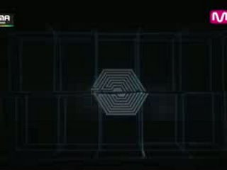 EXO-Black Pearl + Tell Me What Is Love+중독(Overdose) at 2014 MAMA