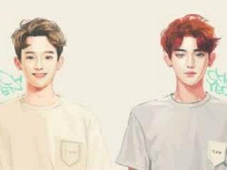 Chen & Chanyeol (EXO) - If We Love Again (다시 사랑한다면) MV [English subs Romanization Hangul] HD