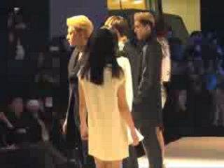 140321 seoul fashion week opening ceremony EXO