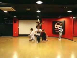 ROMEO Nightmare Dance Practice