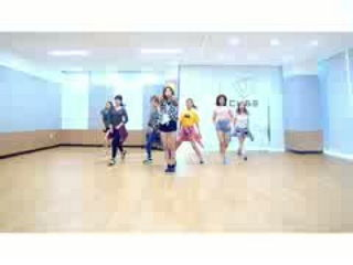 CLC - (No oh oh)(Choreography Practice Video)
