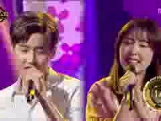 [Duet song festival] 듀엣가요제 - EXO Su ho