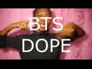 BTS Dope MV REACTION *1st time watching KPOP