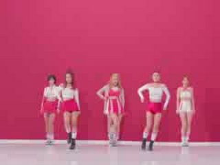 A [9MUSES A] - Lip 2 Lip DanceVer mv
