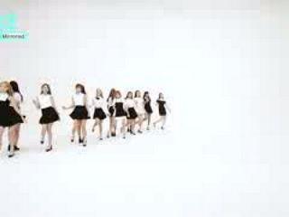 [Mirrored] 우주소녀 '비밀이야' 거울모드 안무영상 1theK Dance Cover Contest