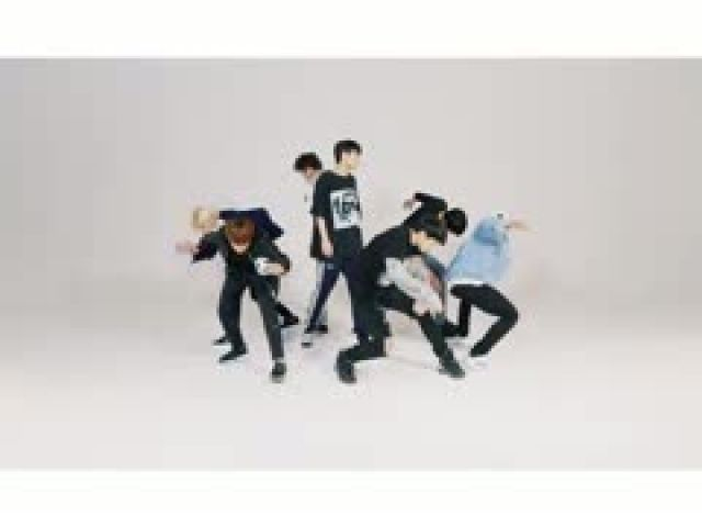 INFINITE The Eye Dance Practice