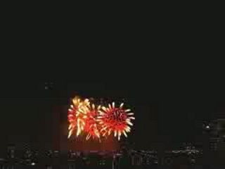 July 4th 2014 Fireworks in 3 minutes