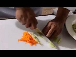 MasterChef Malaysia- Sajian Istimewa Ramadan - Salad Epal Dan Saderi