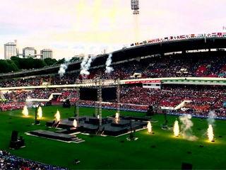 INCREDIBLE FIrework Performance!!!