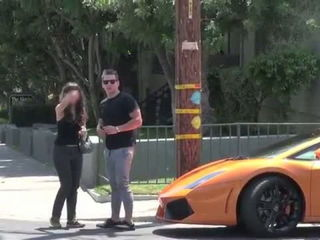 Gold Digger Surprise Prank!