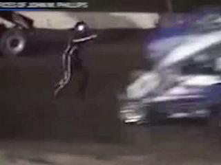 NASCAR driver Tony Stewart kills Kevin Ward
