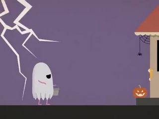 Dumb Ways to Die - Halloween Trick