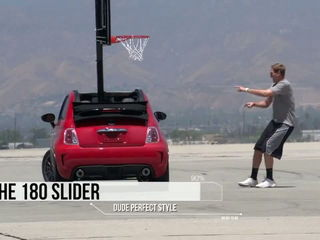 Stunt Driving Trick Shots - Dude Perfect
