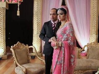 Topu & Najiba Wedding Reception Trailer