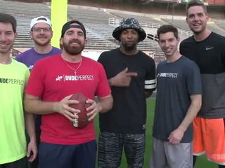 Super Bowl Edition - Dude Perfect