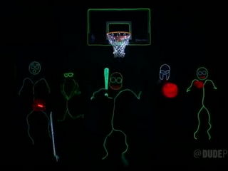 Glow In The Dark Edition - Dude Perfect