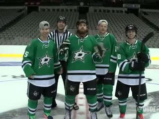 Dallas Stars Edition - Dude Perfect