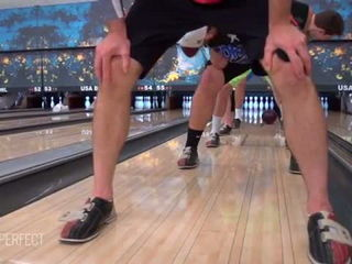 Bowling Trick Shots - Dude Perfect