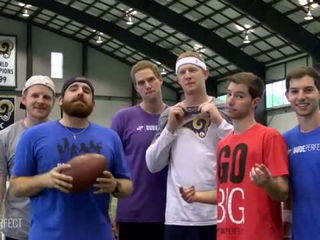 NFL Kicking Edition - Dude Perfect