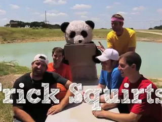 Trick Squirts - Dude Perfect