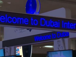 Venom Trickshots at Dubai International Airport