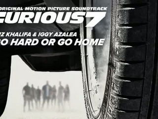 Wiz Khalifa & Iggy Azalea - Go Hard or Go Home - Furious 7 Soundtrack