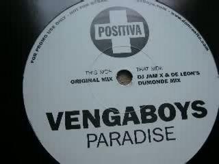 Vengaboys - Paradise