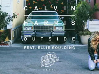 Calvin Harris - Outside - Oliver Heldens Remix ft. Ellie Goulding