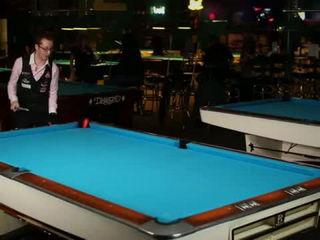 Billiard Trick Shots - March Madness Edition