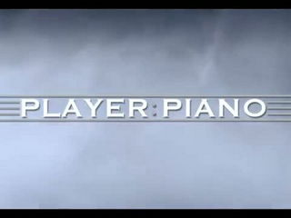 Doctor Who Theme - PLAYER PIANO