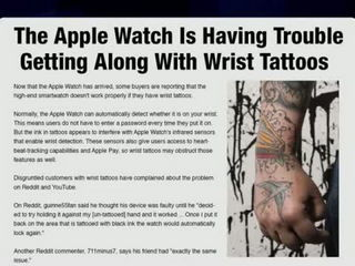 Introducing The Apple Watch Hand - CONAN on TBS
