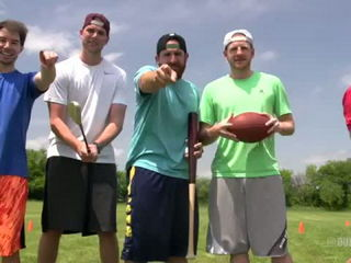 Dizzy Sports Battle - Dude Perfect