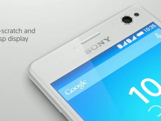 Xperia C4 Dual Sim – Snap the perfect selfie with a super-fast Full HD smartphone